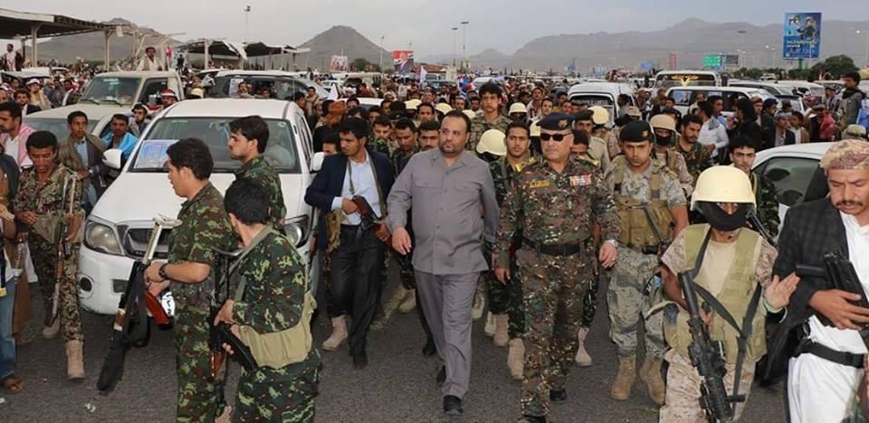 الحوثي: صالح الصماد قٌتل بغارات قرب الأقرعي في الحديدة