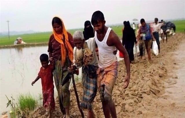 الهند تدعو ميانمار إلى ضبط النفس في أزمة الروهينغا