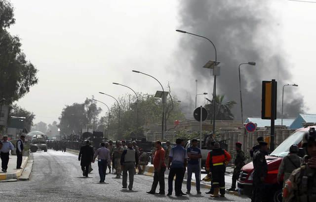 ارتفاع عدد ضحايا هجومين انتحاريين بجنوب العراق إلى 50 قتيلاً