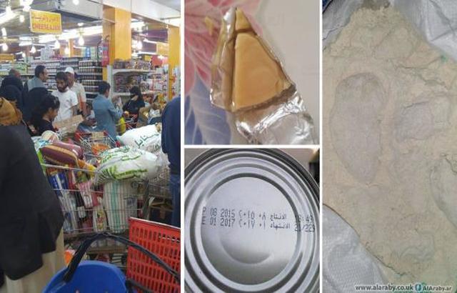 البطاقة السلعية في اليمن… إجبار موظفي الدولة على شراء أغذية فاسدة