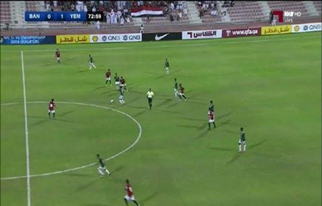 منتخب اليمن يفوز بصدارة المجموعة الخامسة ويتآهل لنهائيات كأس آسيا.. فيديو