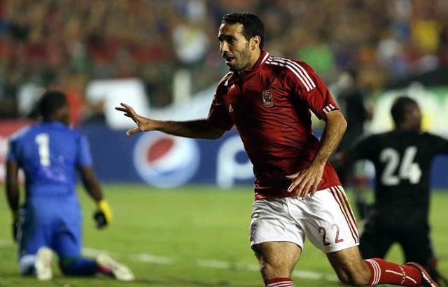 أبو تريكة يحتفل بتأهل المنتخب المصري للمونديال: حققنا الحلم المنشود
