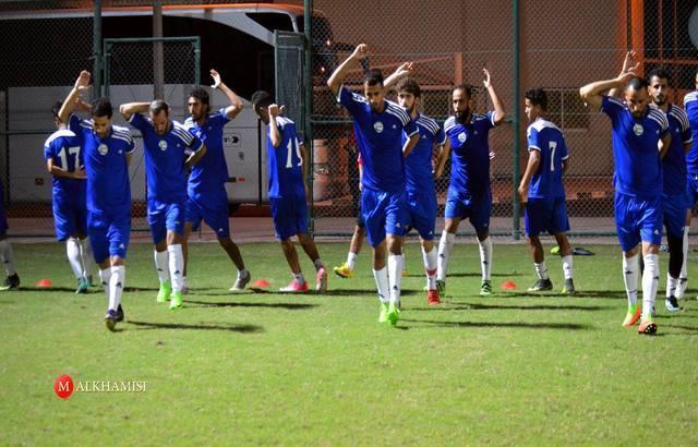 منتخب اليمن يضع اللمسات الأخيرة لمواجهة الفلبين ويسعى للتأهل