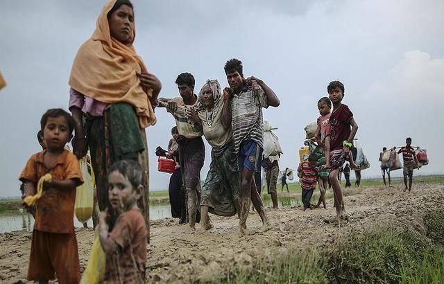 الهجرة الدولية: ارتفاع عدد لاجئي الروهنغيا في بنغلادش إلى 589 ألفا