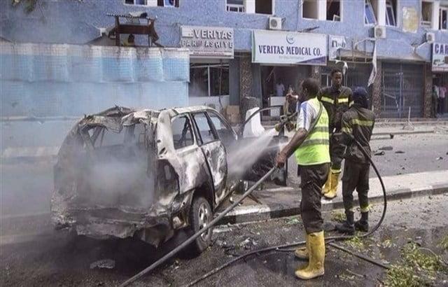 الصومال: مقتل 7 أشخاص بانفجار في مقديشو