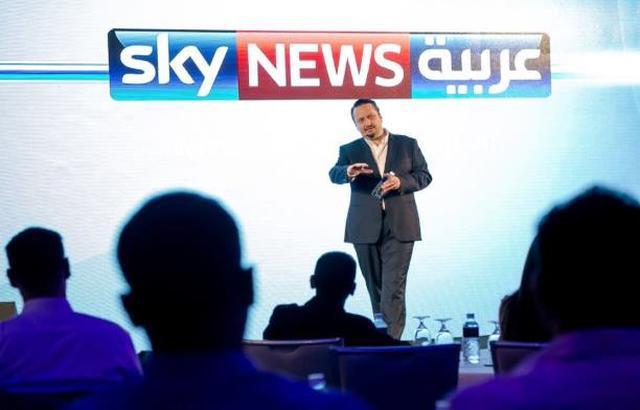 مدير سكاي نيوز عربية يستقيل من منصبه