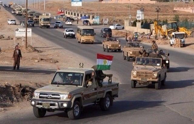 كردستان: القوات العراقية تقصف مواقع البشمركة من زمار