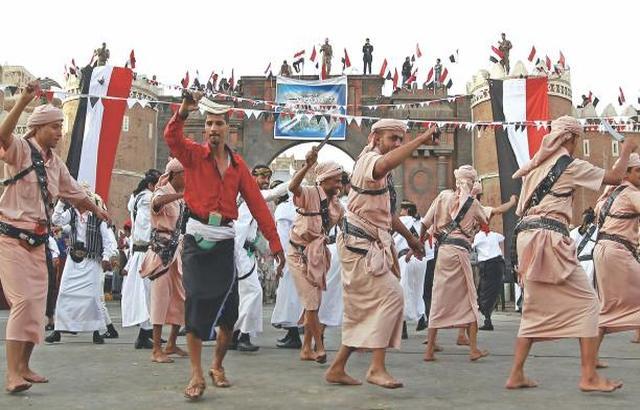 البرع اليمني… رقصة الحب والحرب