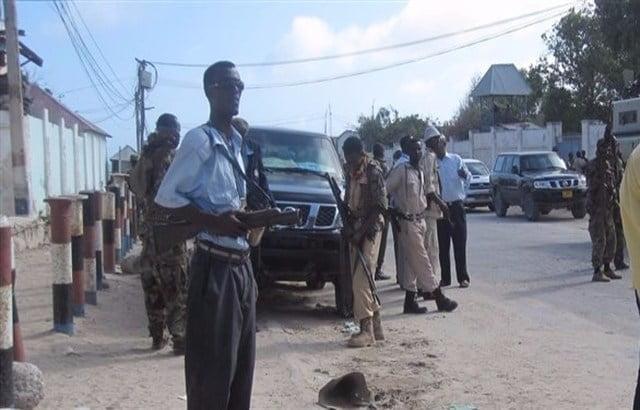 الصومال: مقتل شرطي في هجوم لمسلحين في مقديشو
