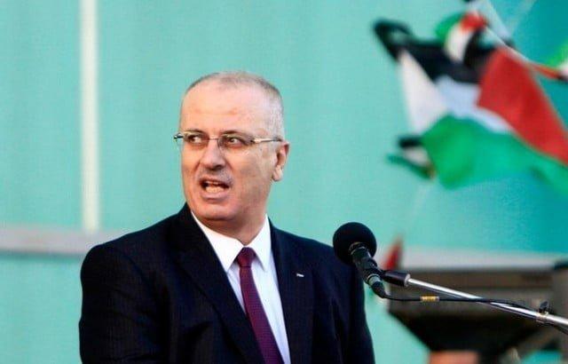 الحمدالله يطالب أوروبا بالاعتراف بدولة فلسطين