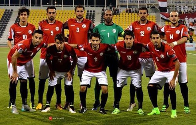 المنتخب اليمني يواجه نظيره العُماني استعداداً لخليجي23 الجمعة القادمة