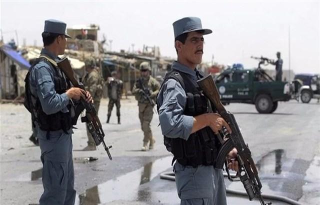 مقتل 22 من رجال الشرطة بهجوم لطالبان في أفغانستان