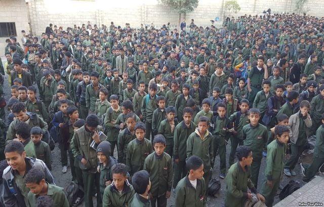 اليونيسف: ثلث مليون طفل في اليمن غير قادرين على مواصلة التعليم