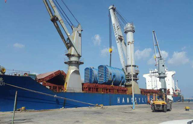 شركة مصافي عدن تستعد لبدء المرحلة الثانية من مشروع محطة الكهرباء