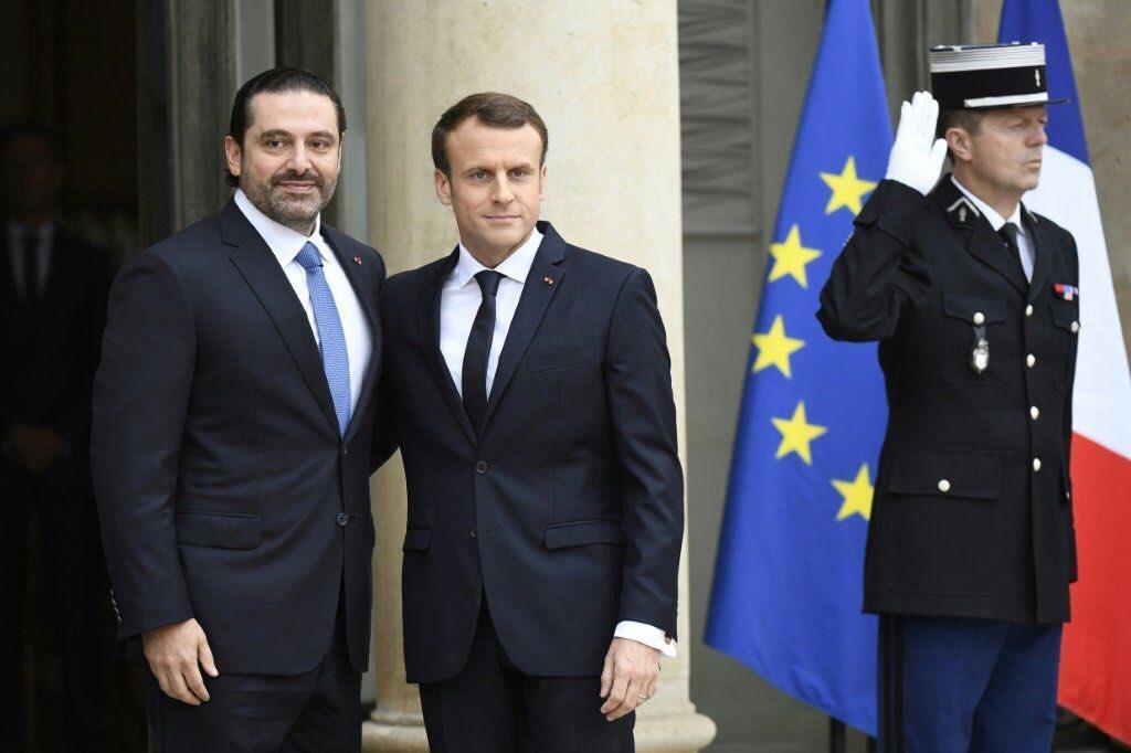 الحريري من فرنسا: سأعلن موقفي بعد لقاء عون الأيام القادمة