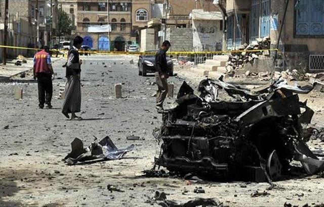 مقتل جنديين اثنين بانفجار عبوة ناسفة في أبين