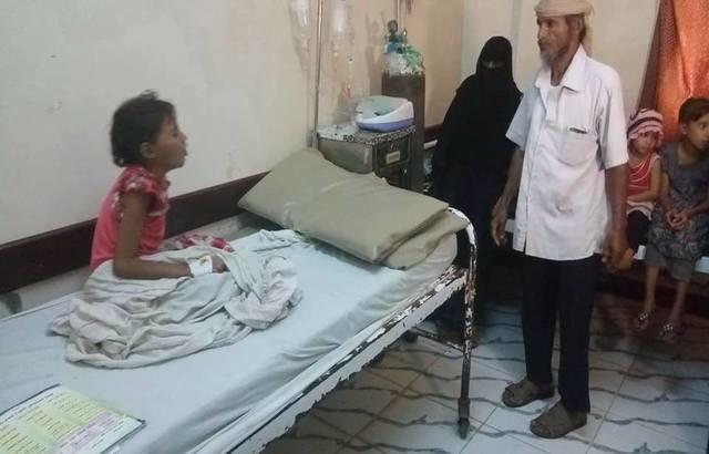 وفاة وإصابة 145 شخصاً بمرض الدفتيريا في المحويت
