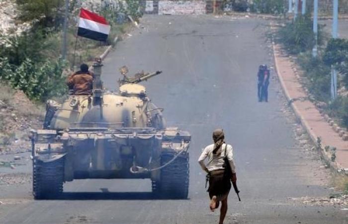 بيان أبو العباس في تعز: ندعم الشرعية ونؤيد محاربة الجماعات الإرهابية بشكل مطلق