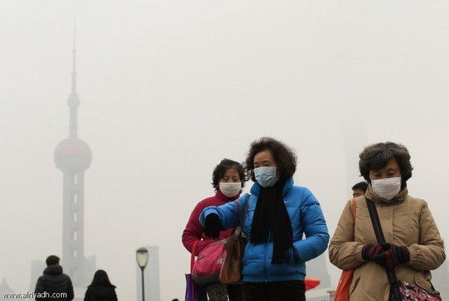 ارتفاع مستويات الأوزون في الصين يزيد من معدلات الوفاة