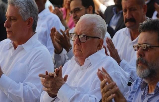 وفاة المفكر الكوبي وحليف كاسترو أرماندو هارت عن 87 عاماً
