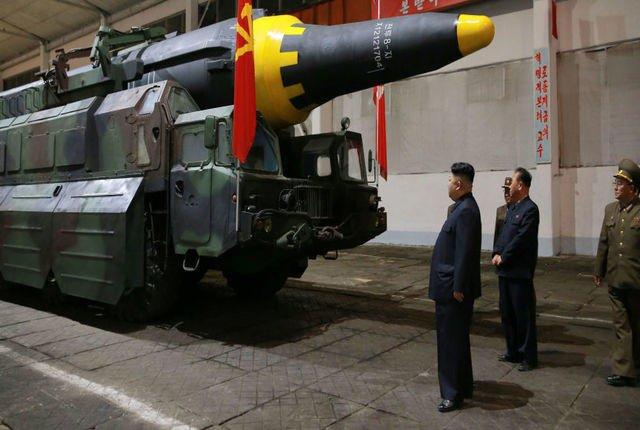 فرنسا تحذر: أوروبا باتت في مرمى صواريخ كوريا الشمالية