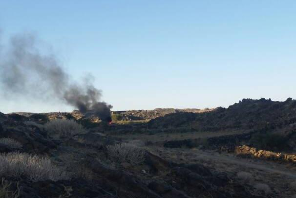 غارات أمريكية تقصف مواقع في قيفة البيضاء وسقوط قتلى.. صور