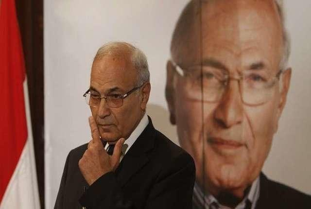 الخارجية المصرية تعلق على ترشح الفريق شفيق لانتخابات الرئاسة