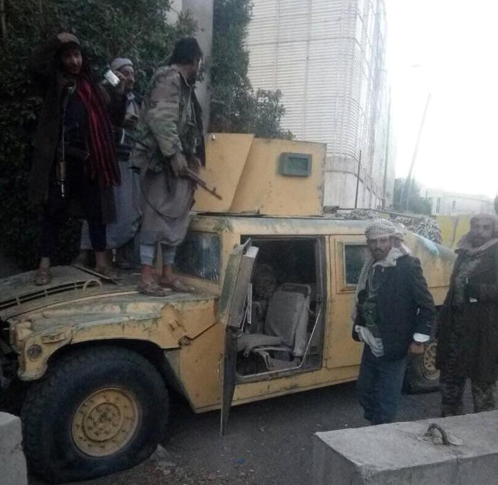 """المؤتمر عن مصدر في الداخلية: """"تطهير"""" العديد من مديريات صنعاء وذمار من الحوثيين"""