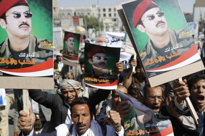 بيان منسوب لأحمد علي صالح: والدي قُتل في منزله حاملاً بندقيته.. النص