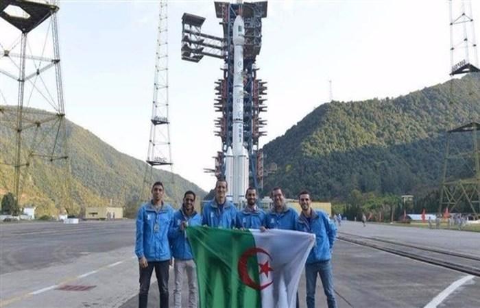 وكالة: الصين تطلق أول قمر جزائري للاتصالات