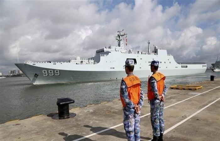 الصين تكثف منشآتها العسكرية في البحر الجنوبي خلال 2017