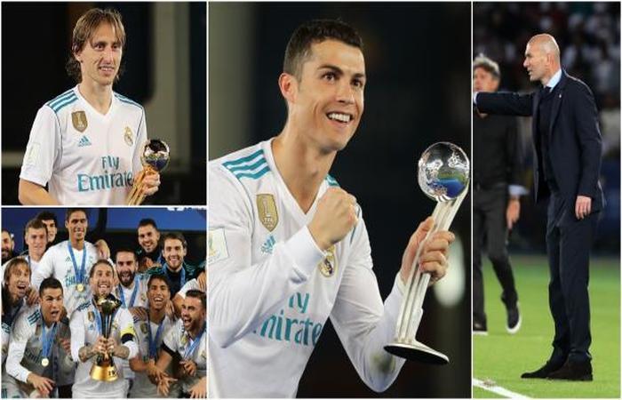 ليلة الخماسية التاريخية.. أرقام مذهلة لكريستيانو وريال مدريد