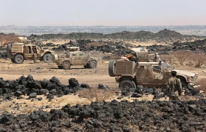 قوات الشرعية تعلن استكمال السيطرة على بيحان شبوة والتقدم لأطراف البيضاء