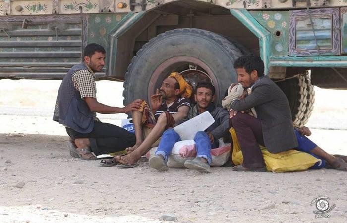 قوات الحزام الأمني تمنع الشماليين من دخول عدن