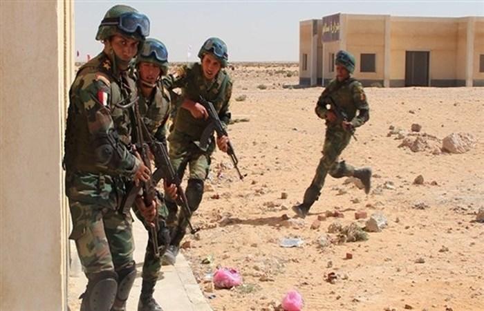 مقتل 7 مسلحين وإصابة آخرين في اشتباكات في العريش المصرية