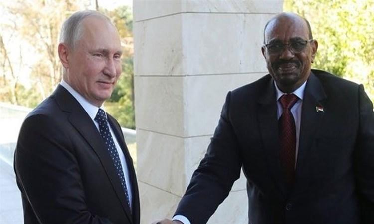 السودان يتفق مع روسيا على الشروع بإنشاء محططة نووية العام المقبل