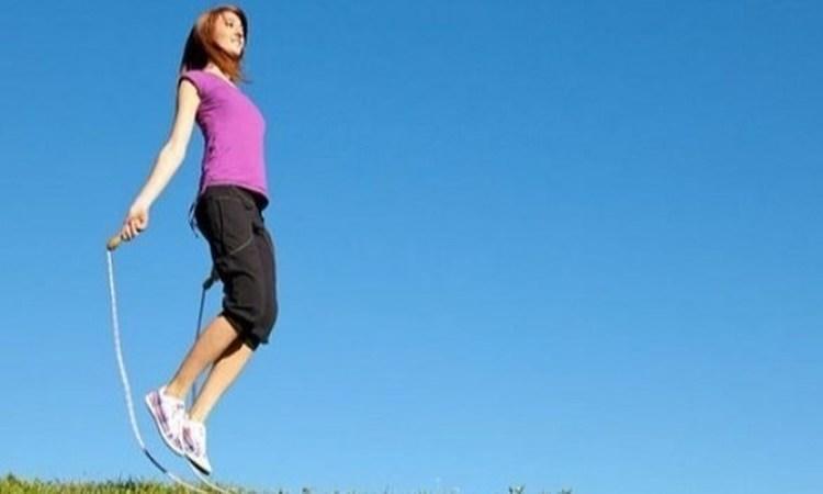 رياضة القفز بالحبل متعة تجلب الصحة واللياقة