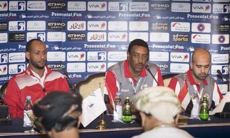 مدرب المنتخب: نسعى إلى كتابة تاريخ جديد للكرة اليمنية في خليجي 23