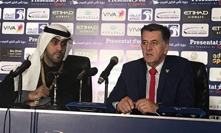 أول تصريح من مدرب الكويت بعد وداع بطولة خليجي 23