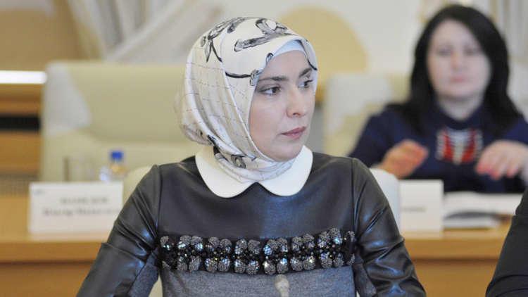 مسلمة تترشح لمنافسة بوتين بانتخابات الرئاسة في روسيا