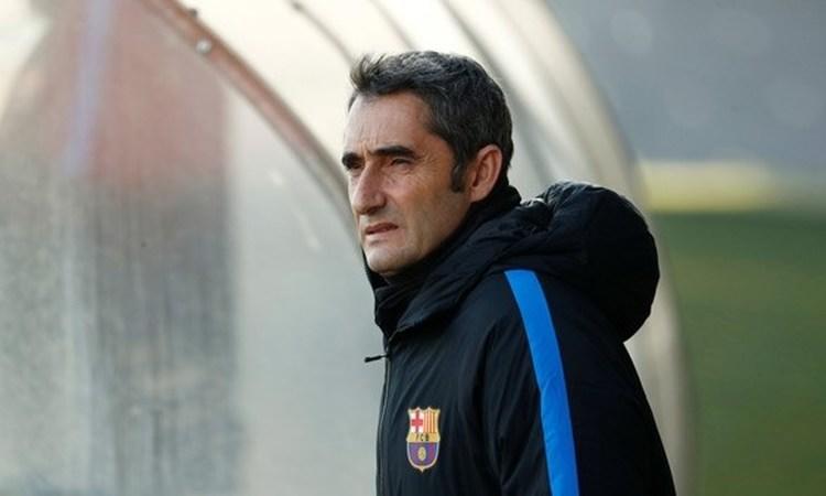 مدرب برشلونة: نرغب في الفوز بكل شيء