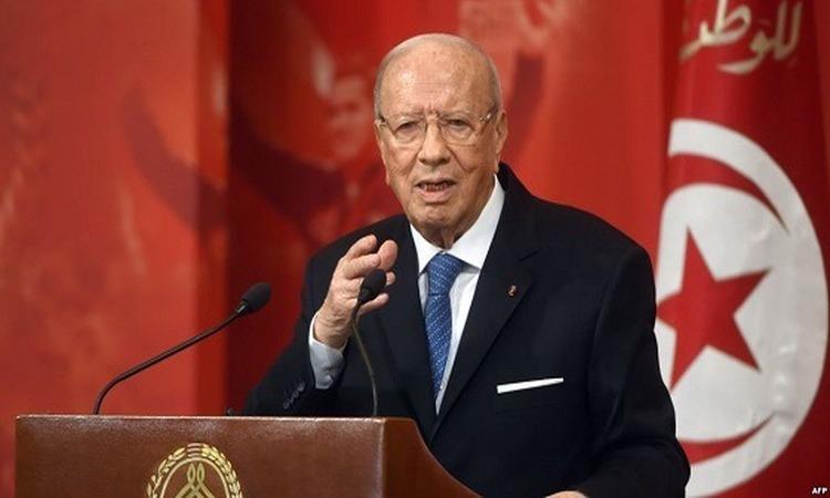 الرئيس التونسي: لا أرغب في الترشح لولاية ثانية