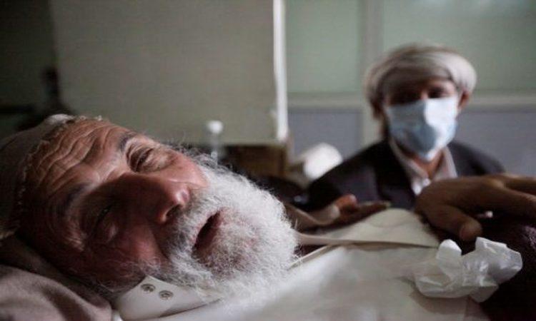 وفاة 12 شخصاً بالكوليرا في ذمار خلال 2019