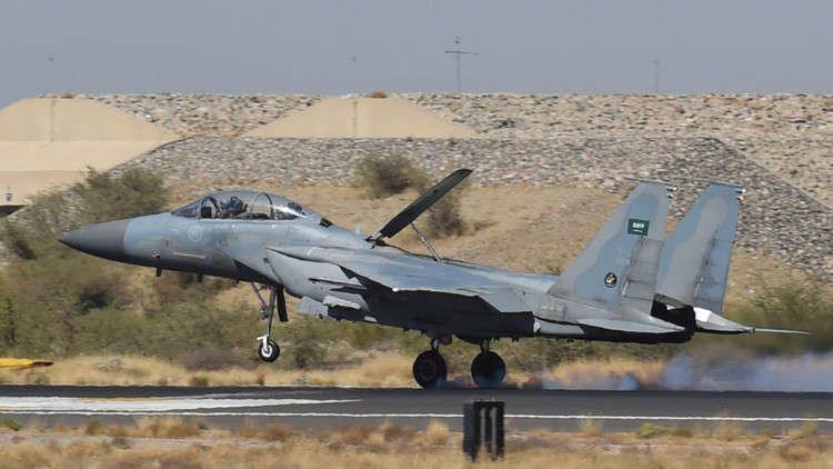 تعرف على الطيارين السعوديين اللذين أُنقذا من سقوط طائرتهما في اليمن