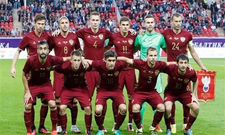 المنتخب الروسي يواجه النمسا وتركيا استعداداً للمونديال