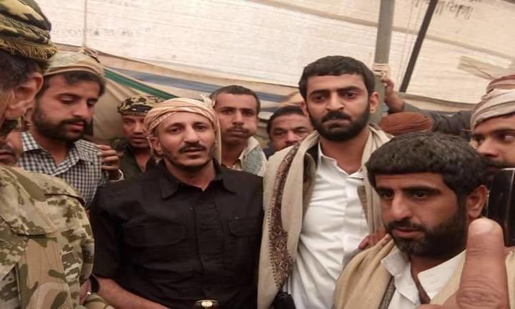 أول تصريح للعميد طارق صالح أثناء ظهوره في شبوة.. شاهد فيديو