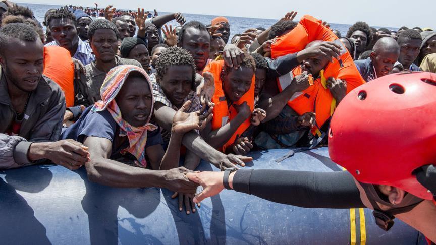 الهجرة الدولية: غرق 192 لاجئاً في البحر المتوسط منذ مطلع 2018