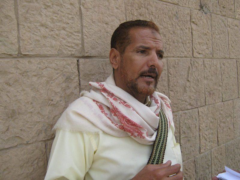 المرقشي يبعث رسالة إلى شلال شائع لشكره بالإفراج عن نجليه