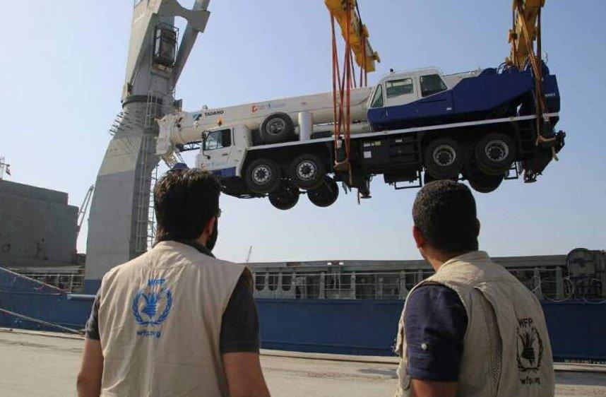 أمريكا تعتبر إبقاء ميناء الحديدة باليمن مفتوحا المؤشر على نية التحالف