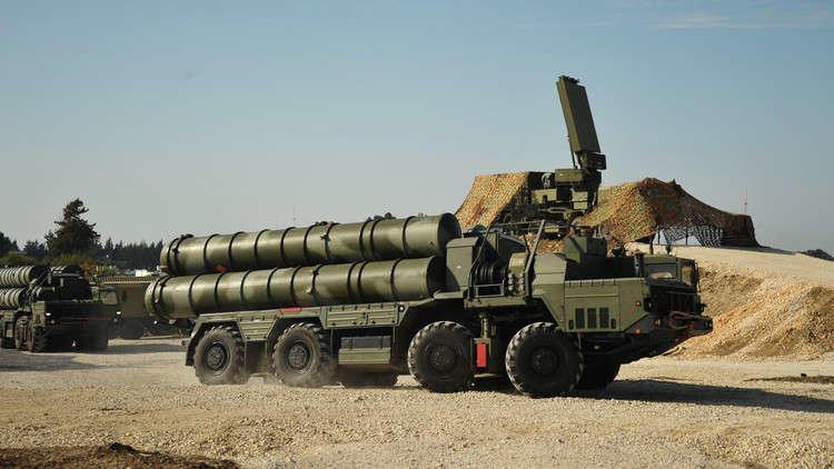 روسيا تكشف موعد تسليم منظومة إس-400 الدفاعية لتركيا